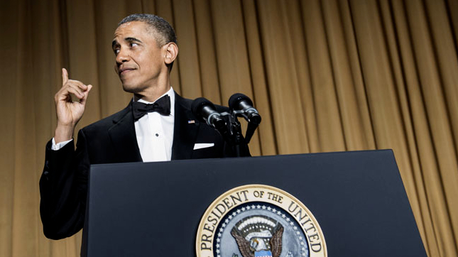 White House Correspondents' Dinner 2013_Hollywood Reporter
