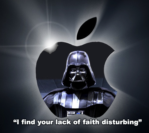 THE DARK SIDE OF THE APPLE_Where Excuses Go to Die