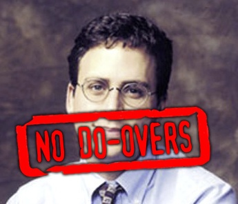 NO DO-OVERS FOR STEPHEN GLASS_Where Excuses Go to Die