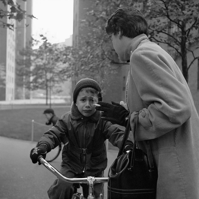 All images © Vivian Maier_Maloof Collection