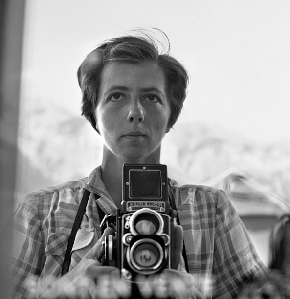The Vivian Maier Selfie