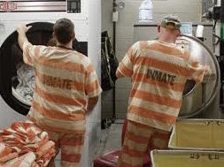 Prison Industrial Laundry