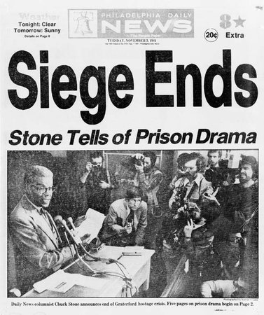 1981 Graterford Prison Riot_Philadelphia Daily News