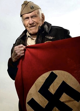 Louis Zamperini and his Middle Finger to Der Fuehrer