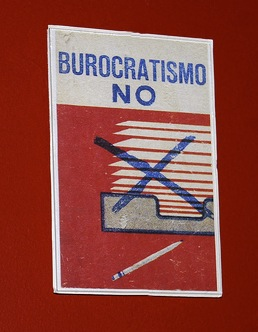 JUST SAY NO TO PHILOSOPHICAL BUREAUCRACY