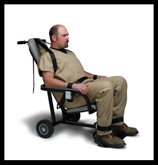 Anchortex Corporation_Restraint Chair