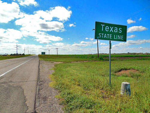TEXAS HATE LINE
